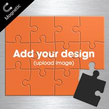 custom magnetic jigsaw