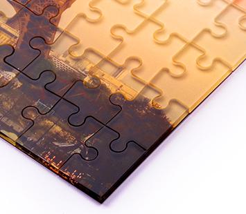 Custom Acrylic Puzzle