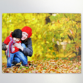 16 x 12 inch personalized puzzle