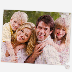 16x12 family photo puzzle